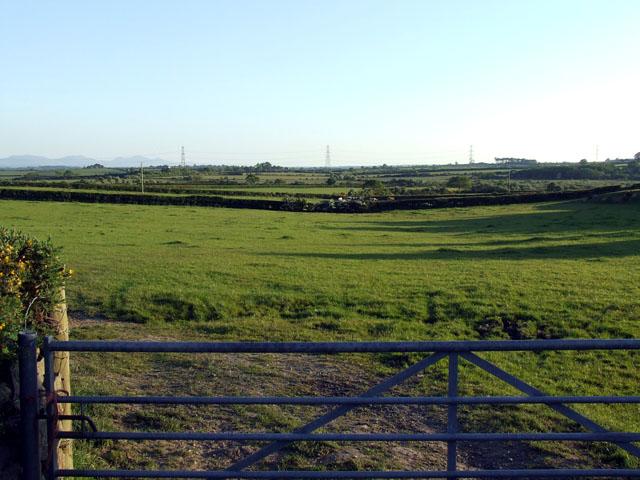 Field near to Penmynydd