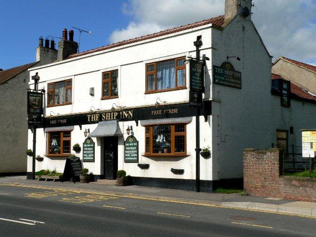 The Ship Inn, Shiptonthorpe