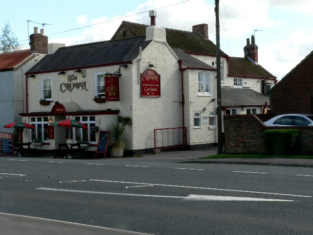 The Crown, Shiptonthorpe