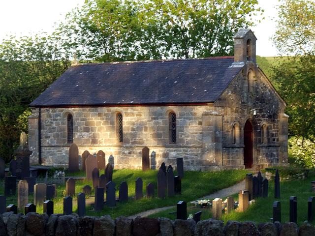 Llanffinan Church
