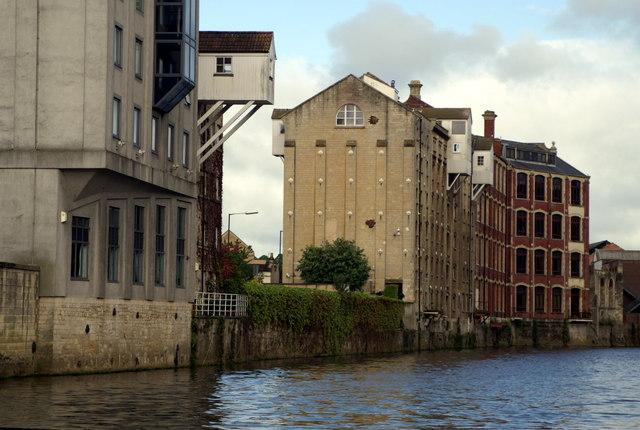 Converted warehouses, Westmoreland, Bath