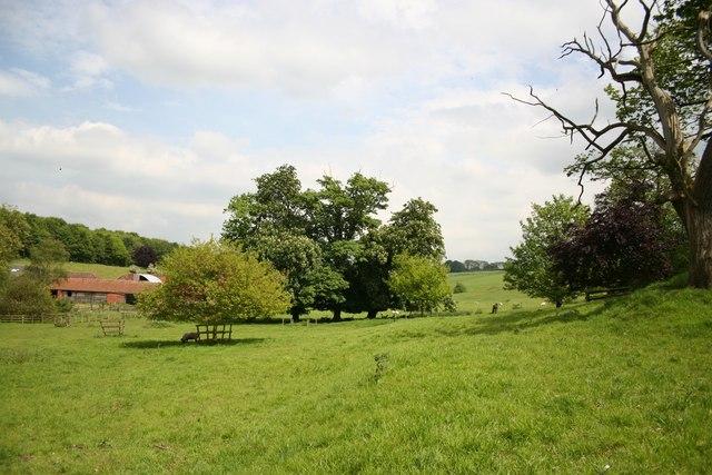 North Ormsby, Abbey Farmland