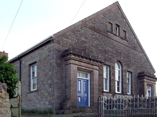 Chapel at Talwrn