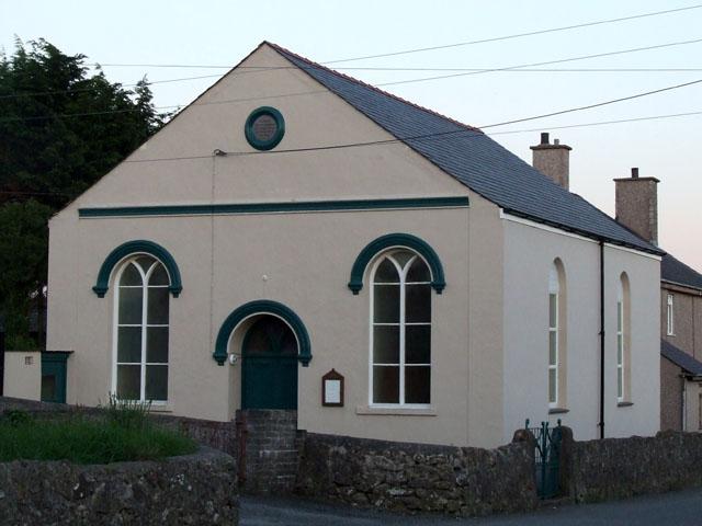 Siloam Chapel in Talwrn