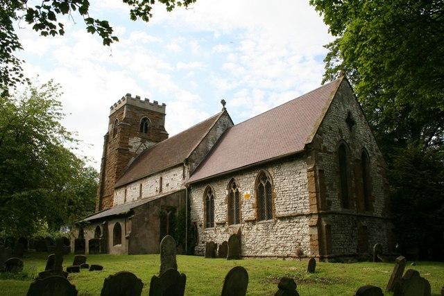 St.Mary's church, Ludborough