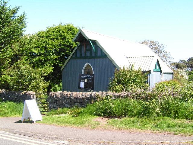 St Marys Church, Low Newton