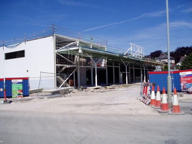 Building Tesco