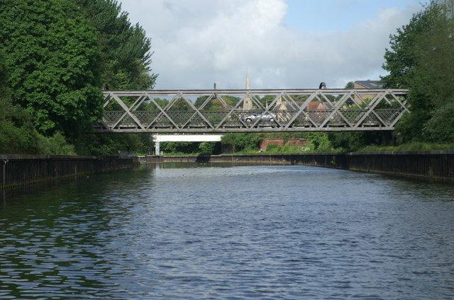 Midland Road Bridge, River Avon, Bath