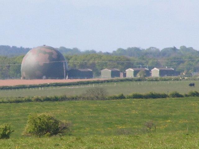 Brunton Airfield (1942 - 2004)