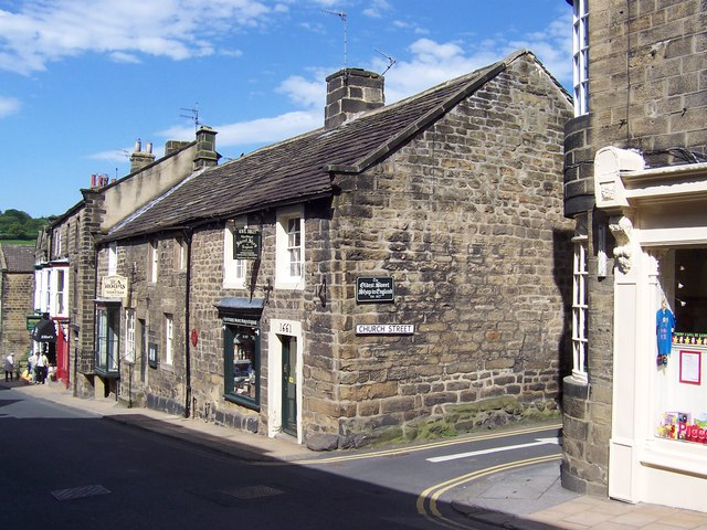 Oldest Sweet Shop in England, Pateley Bridge