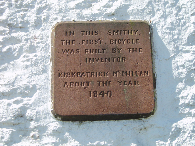 Courthill Smithy Plaque
