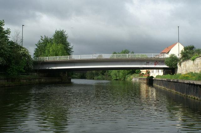 Windsor Bridge, River Avon, Bath