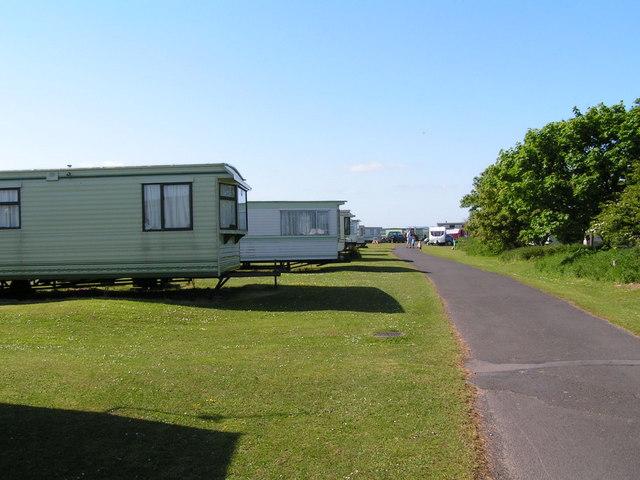 Beadnell Bay Caravan Park
