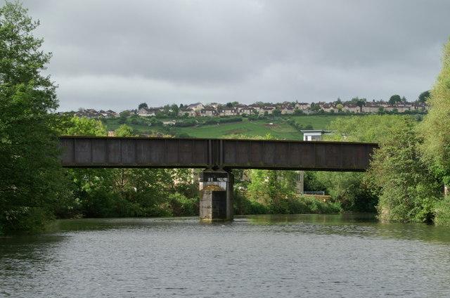 Bath & Bristol Railway Bridge, Weston, Bath