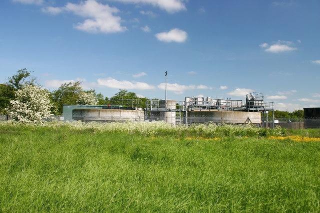 Sewage Works Dalston