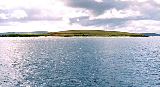 Bluemull Sound