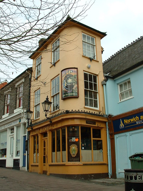 Smallest pub in the UK