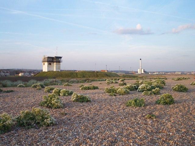Shoreham Harbour Coastguard Lookout