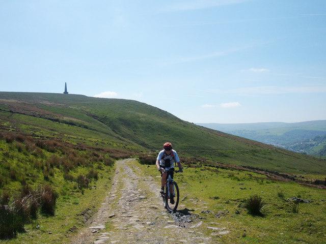 Pennine Bridleway, Erringden Moor