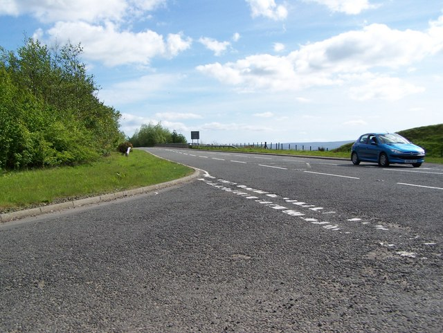 Braco to Dunblane from A9