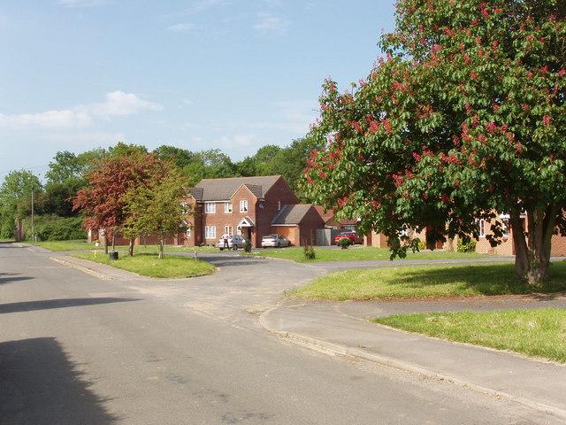 Albury View, Tiddington