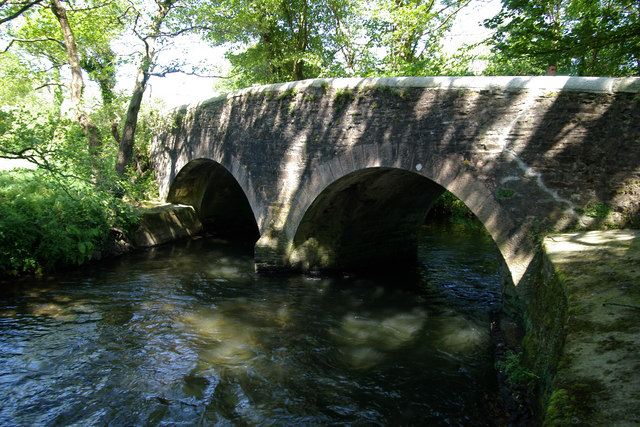 Bridge at Pillatonmill