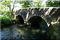 SX3663 : Bridge at Pillatonmill by Kevin Hale