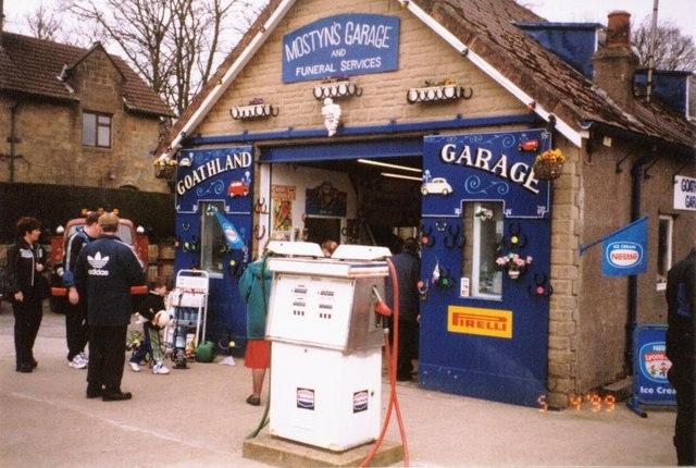 Goathland Garage
