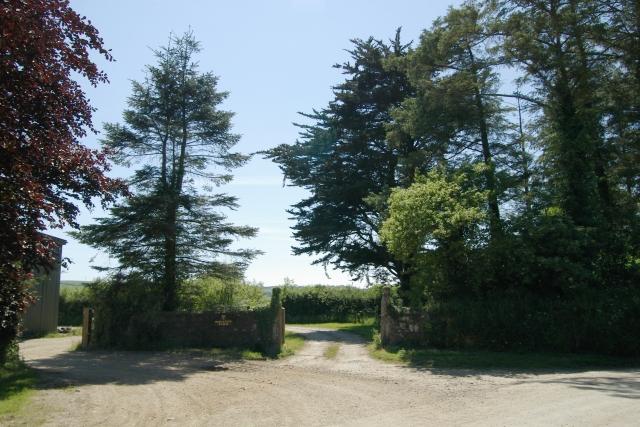 Smeaton Farm, Hatt