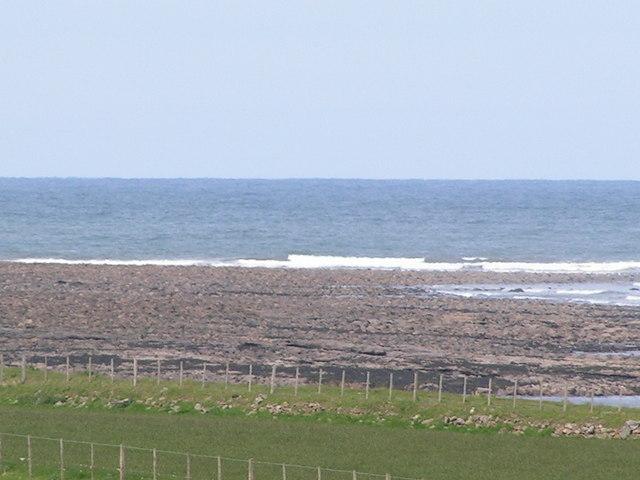 Beach, Eastern Holy Island