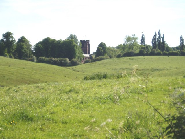 Church Hill, Winsford