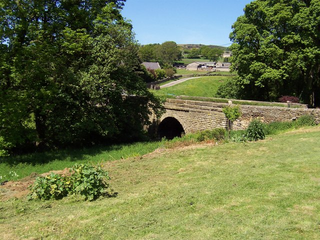Bridge over Fell Beck