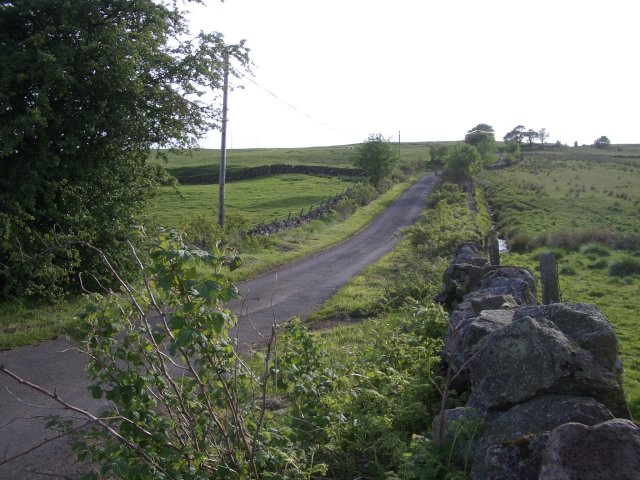 Carron Valley road