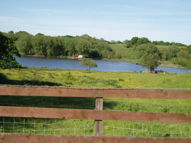 Southern end of Bottom Flash, Winsford