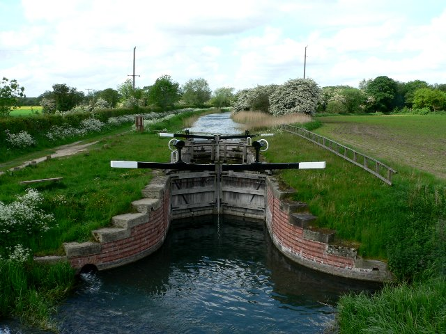 Coates Bridge Lock