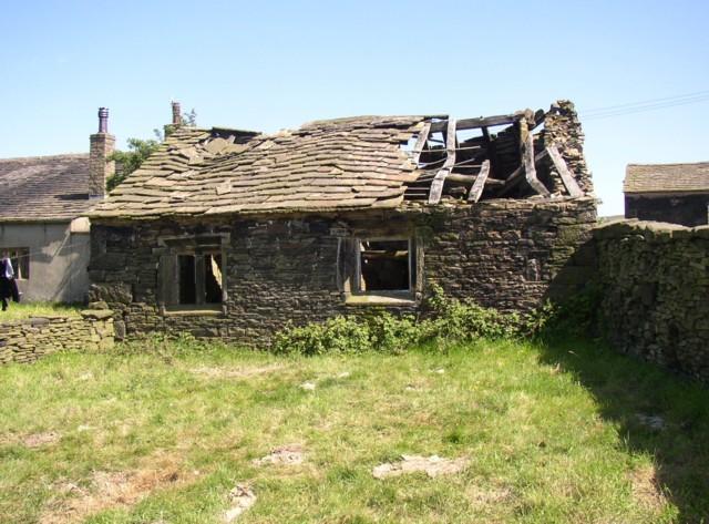Outbuilding to Calf Hey Farm, Bottomley Lane, Barkisland