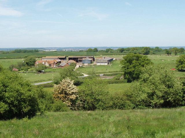 Oakcroft Farm, near Boarstall