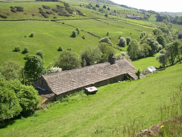Holme Bottom Farm, Crow Wood Lane, Barkisland