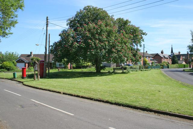 Village Green at Sedgebrook, near Grantham