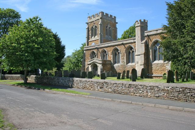 St Lawrence's Church, Sedgebrook