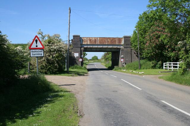 Allington Road, Sedgebrook