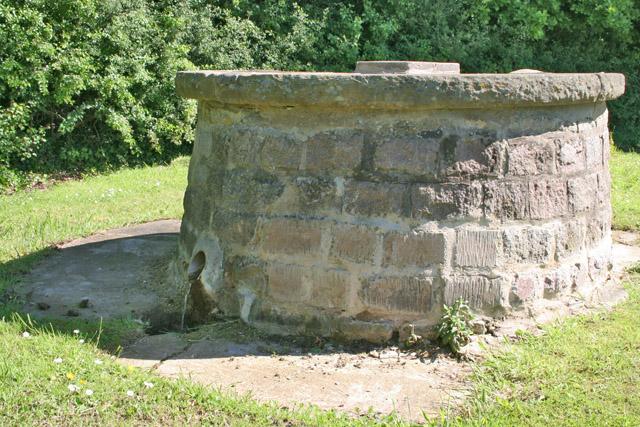 The Salt Well, Allington