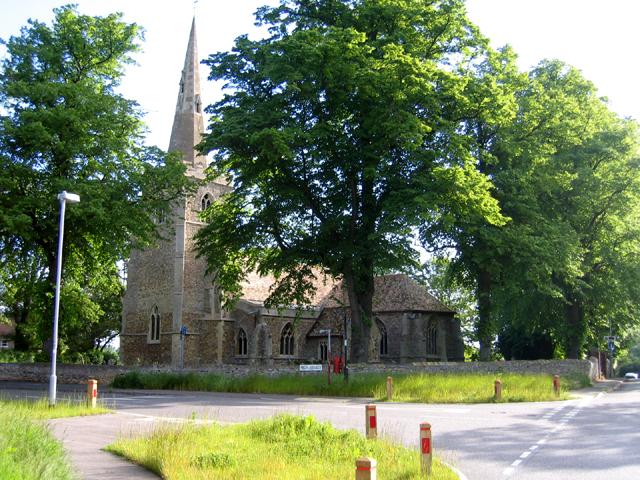 All Saints' parish church, Longstanton, Cambs