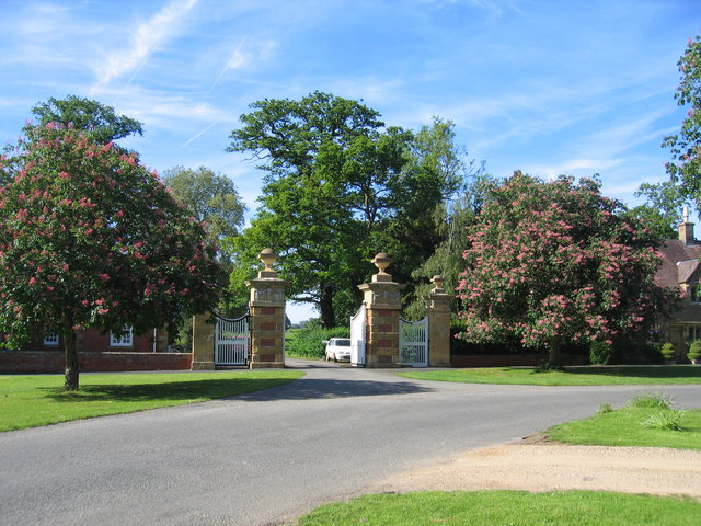 Gateway to Honington Hall