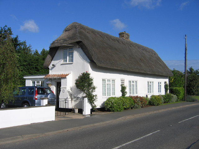 Bramble Cottage, High Street, Longstanton, Cambs