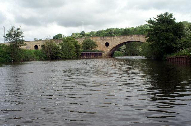 River Avon, New Bridge