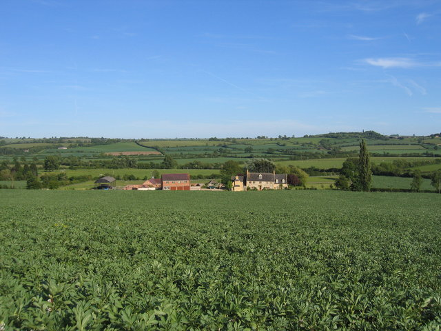 Upper St Dennis Farm