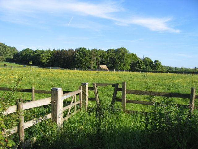 Stile near Charingworth Grange
