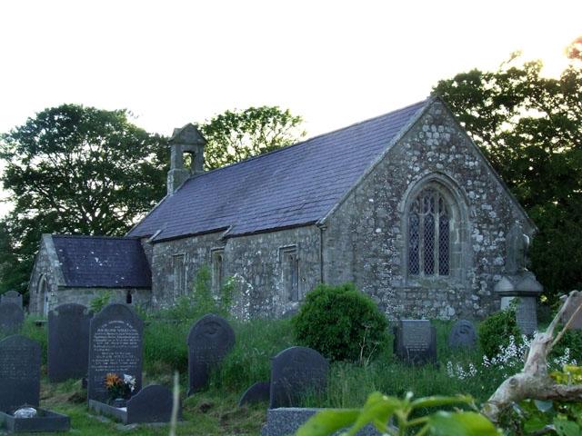 Llanddyfnan Church