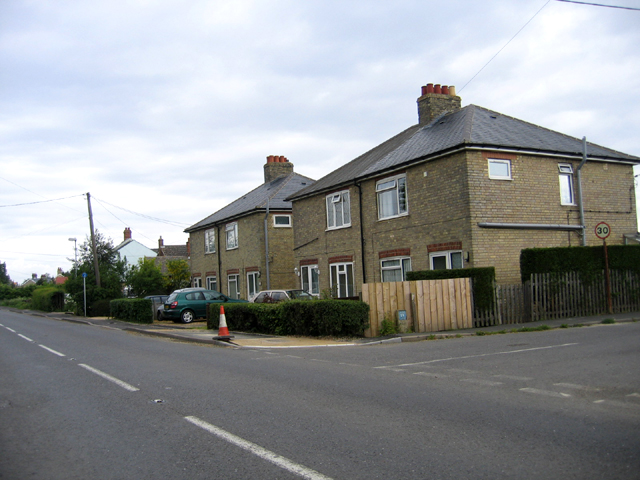 Station Road, Willingham, Cambs